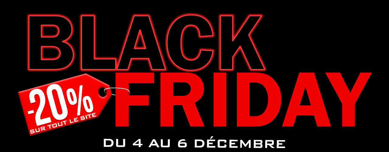 Black Friday - Décoration